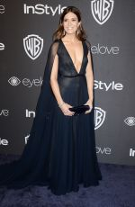 MANDY MOORE at Warner Bros. Pictures & Instyle's 18th Annual Golden Globes Party in Beverly Hills 01/08/2017