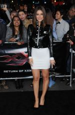MARIA MENOUNOS at 'XXX: The Return of Xander Cage' Premiere in Hollywood 01/19/2017