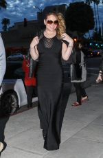 MARIAH CAREY Out and About in Beverly Hills 01/09/2017