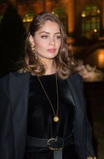 MARIE-ANGE CASTA at Sidaction Gala Dinner 2017 in Paris 01/26/2017
