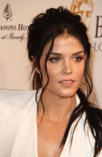 MARIE AVGEROPOULOS at Bafta Tea Party in Los Angeles 01/07/2017