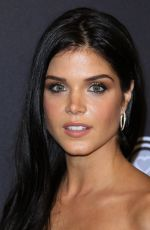 MARIE AVGEROPOULOS at Warner Bros. Pictures & Instyle's 18th Annual Golden Globes Party in Beverly Hills 01/08/2017