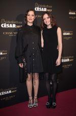 MARION COTILLARD at Chaumet Cesar - Relevations 2017 Coctail in Paris 01/16/2017