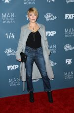 MARY ELIZABETH ELLIS at 'It's Always Sunny in Philadelphia' Premiere in Westwood 01/03/2017