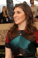 MAYIM BIALIK at 23rd Annual Screen Actors Guild Awards in Los Angeles 01/29/2017