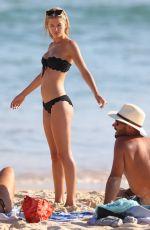 MEGAN BLAKE IRWIN in Bikini at Bondi Beach in Sydney 01/23/2017