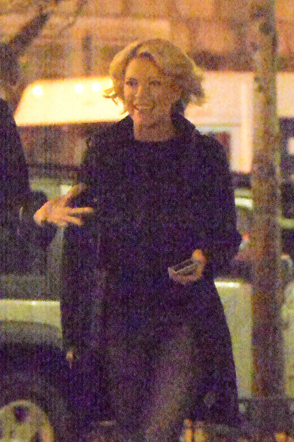 MEGYN KELLY Leaves Her Apartment in New York 01/04/2017