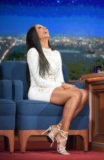 MELANIE BROWN at Late Show with Stephen Colbert 01/17/2017