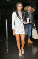 MELANIE BROWN Night Out in New York 01/17/2017