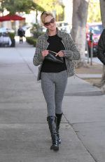 MELANIE GRIFFITH Out and About in West Hollywood 01/26/2017