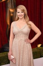 MELLISA RAUCH at 23rd Annual Screen Actors Guild Awards in Los Angeles 01/29/2017