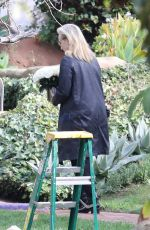 MERYL STREEP at Memorial Service of Debbie Reynolds and Carrie Fisher in Los Angeles 01/05/2017