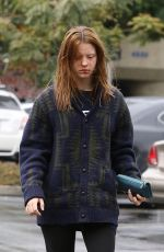MIA GOTH Out Shopping in Los Angeles 01/09/2017