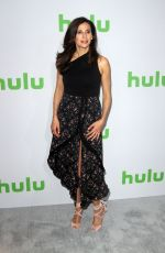 MICHAELA WATKINS at Hulu's Winter TCA 2017 in Los Angeles 01/07/2017