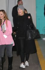 MICHELLE COLLINS at ITV Studios in London 01/04/2017