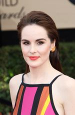 MICHELLE DOCKERY at 23rd Annual Screen Actors Guild Awards in Los Angeles 01/29/2017