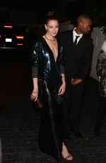 MICHELLE MONAGHAN at W Magazine Celebrates Best Performances Portfolio & Golden Globes with Audi in West Hollywood 01/05/2017