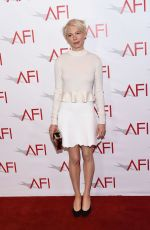 MICHELLE WILLIAMS at 17th Annual AFI Awards in Los Angeles 01/06/2017