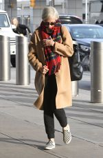 MICHELLE WILLIAMS Out and About in New York 01/05/2017