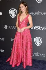 MINKA KELLY at Warner Bros. Pictures & Instyle's 18th Annual Golden Globes Party in Beverly Hills 01/08/2017