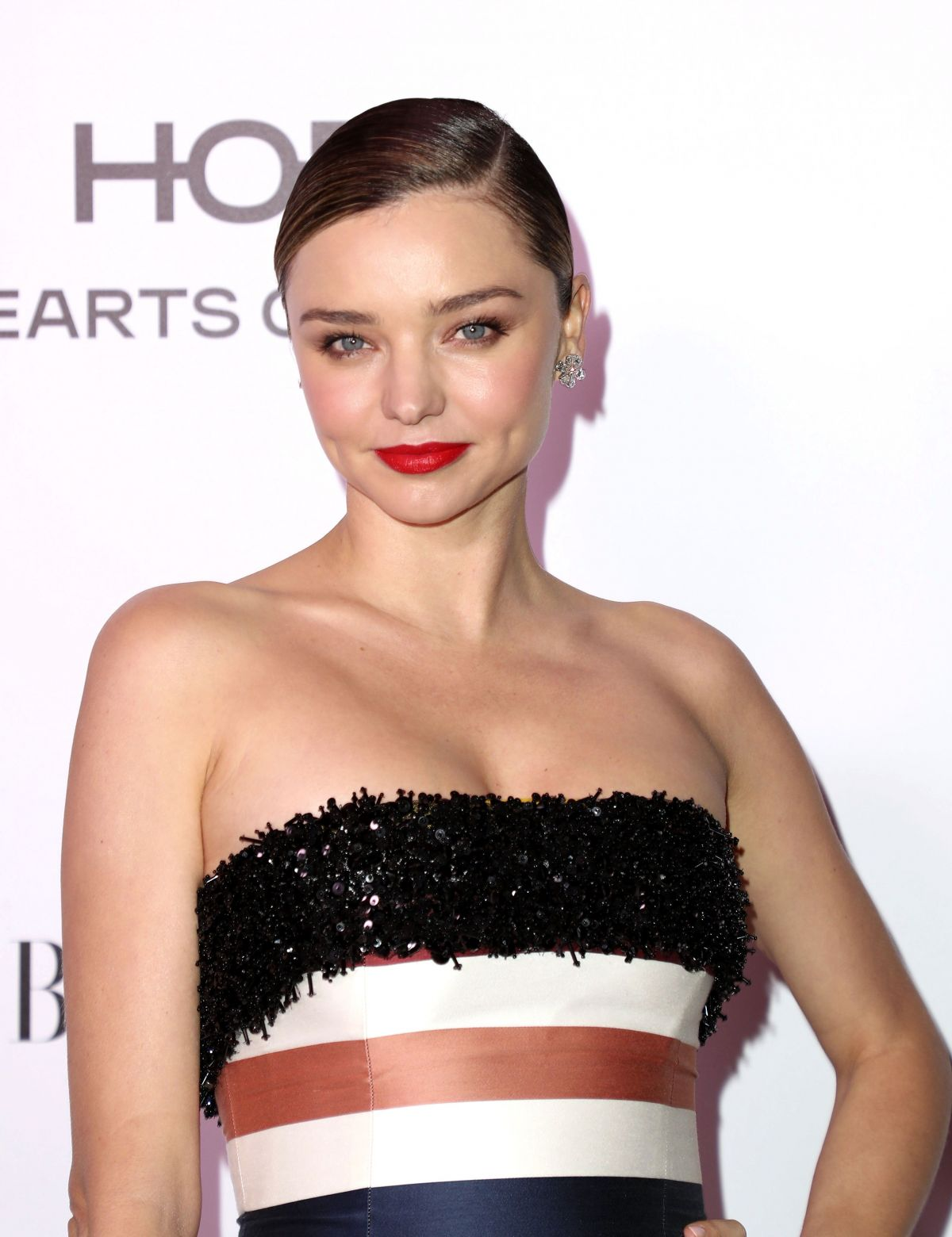 MIRANDA KERR at Harper's Bazaar 150 Most Fashionable Women Party in Hollywood 01/27/2017