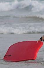 MYLEENE KLASS in Bikini on the Beach in Sri Lanka 01/04/2017