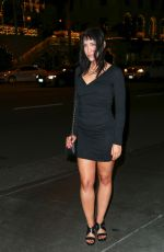 NADYA ROUSSEAU at Bar 20 in Los Angeles 12/29/2016