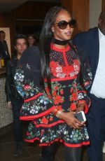 NAOMI CAMPBELL at 4th Gold Meets Golden Event in Los Angeles 01/07/2017