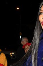 NAOMI CAMPBELL at Catch LA in West Hollywood 01/06/2017 - fórum - starity.hu