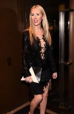 NAOMI ISTED at Glass Magazine 7th Anniversary Dinner in London 01/25/2017