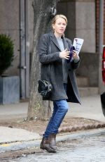 NAOMI WATTS Out and About in New York 01/21/2017