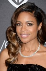 NAOMIE HARRIS at Warner Bros. Pictures & Instyle's 18th Annual Golden Globes Party in Beverly Hills 01/08/2017