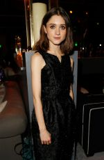 NATALIA DYER at 2017 Golden Globes Party in Los Angeles 01/08/2017