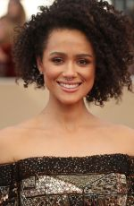 NATHALIE EMMANUEL at 23rd Annual Screen Actors Guild Awards in Los Angeles 01/29/2017