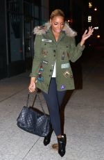 NENE LEAKES at Watch what Happens Live in New York 01/22/2017