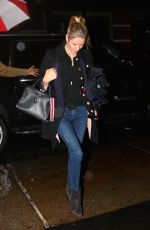 NICKY HILTON at Carbone in New York 01/24/2017
