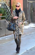 NICKY HILTON Out in New York 01/06/2017