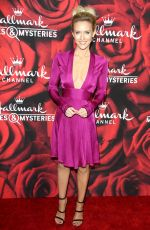 NICKY WHELAN at Hallmark Channel 2017 TCA Winter Press Tour in Pasadena 01/14/2017