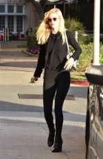 NICOLA PELTZ Out Shopping in Beverly Hills 01/06/2017