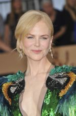 NICOLE KIDMAN at 23rd Annual Screen Actors Guild Awards in Los Angeles 01/29/2017