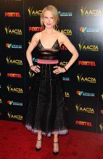 NICOLE KIDMAN at AACTA International Awards 2017 in Hollywood 01/06/2017