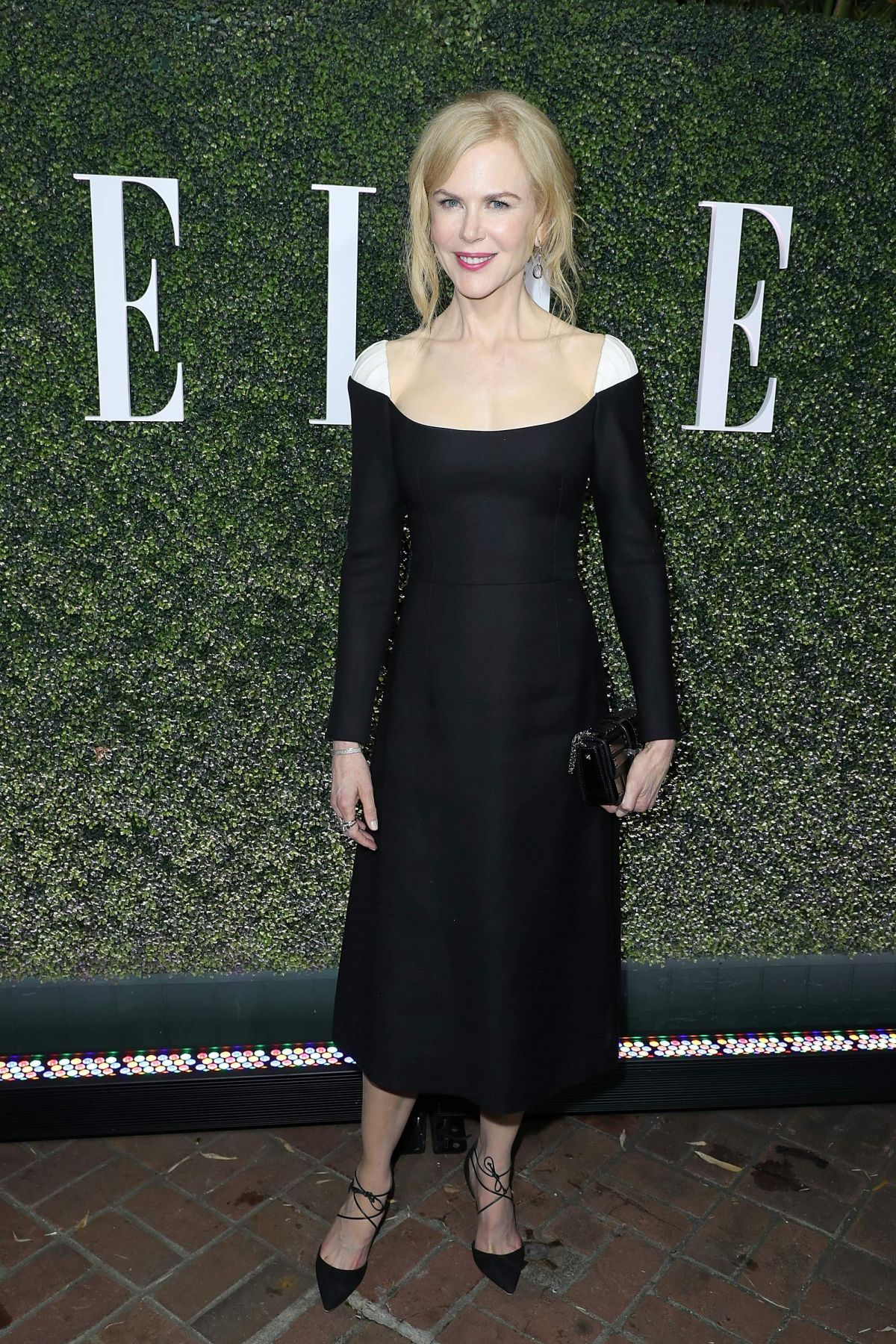 NICOLE KIDMAN at Elle Women in Television Celebration in Los Angeles 01/14/2017