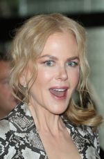 NICOLE KIDMAN at Life is Good at Gold Meets Golden Event in Los Angeles 01/07/2017