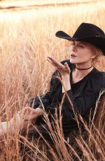 NICOLE KIDMAN in Vogue Magazine, Australia January 2017 Issue