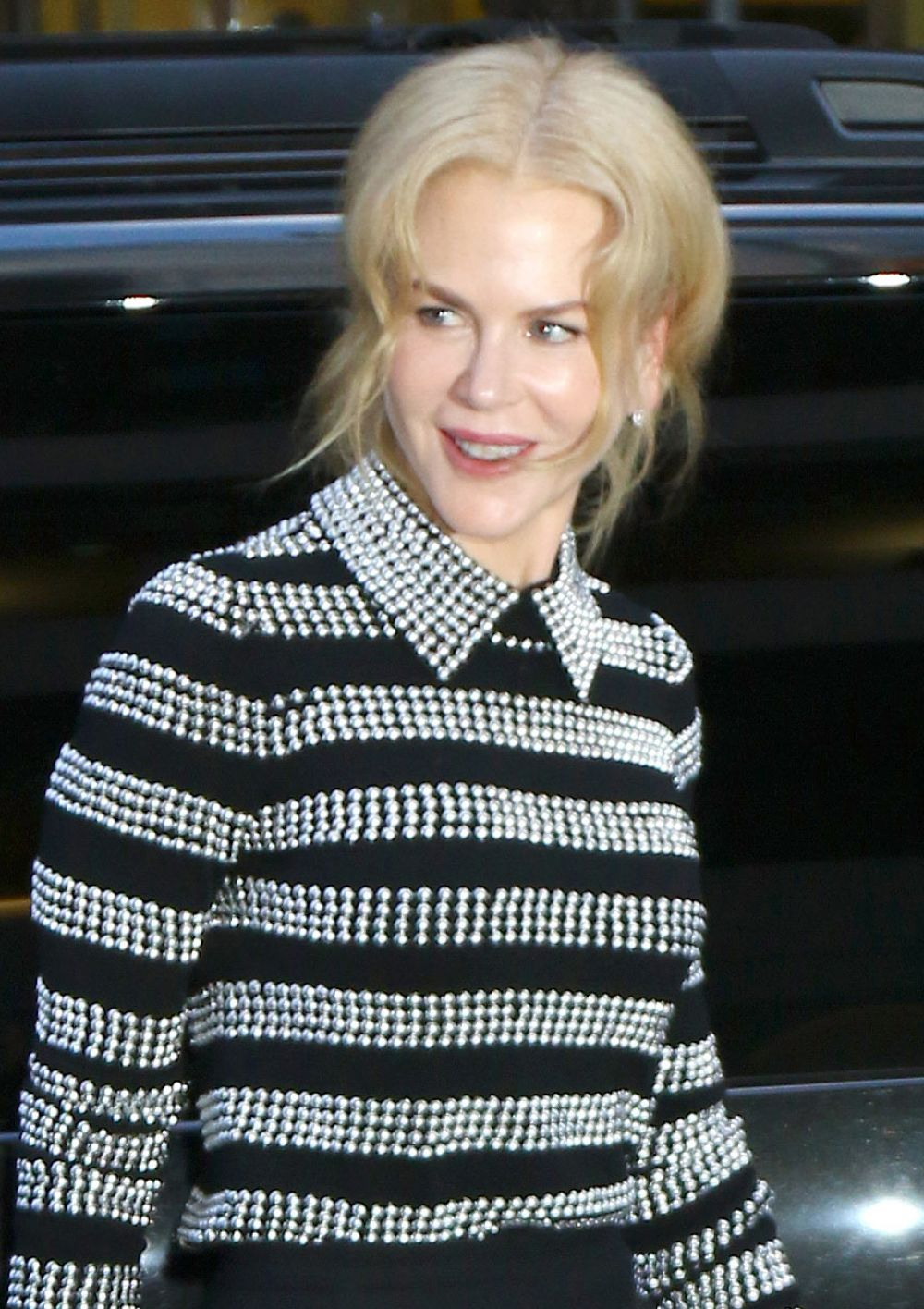 NICOLE KIDMAN Out and About in New York 01/04/2017