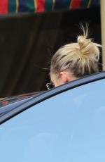 NICOLE RICHIE Leaves a Gym in Studio City 01/09/2017