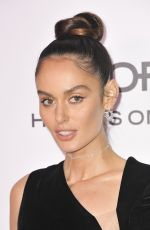 NICOLE TRUNFIO at Harper's Bazaar 150 Most Fashionable Women Party in Hollywood 01/27/2017