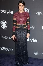 NIKKI REED at Warner Bros. Pictures & Instyle's 18th Annual Golden Globes Party in Beverly Hills 01/08/2017