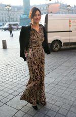 OLGA KURYLENKO at Schiapparelli Fashion Show in Paris 01/23/2017