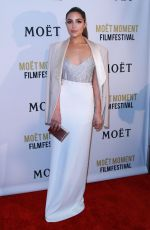 OLIVIA CULPO at 2nd Annual Moet Moment Film Festival in West Hollywood 01/04/2017